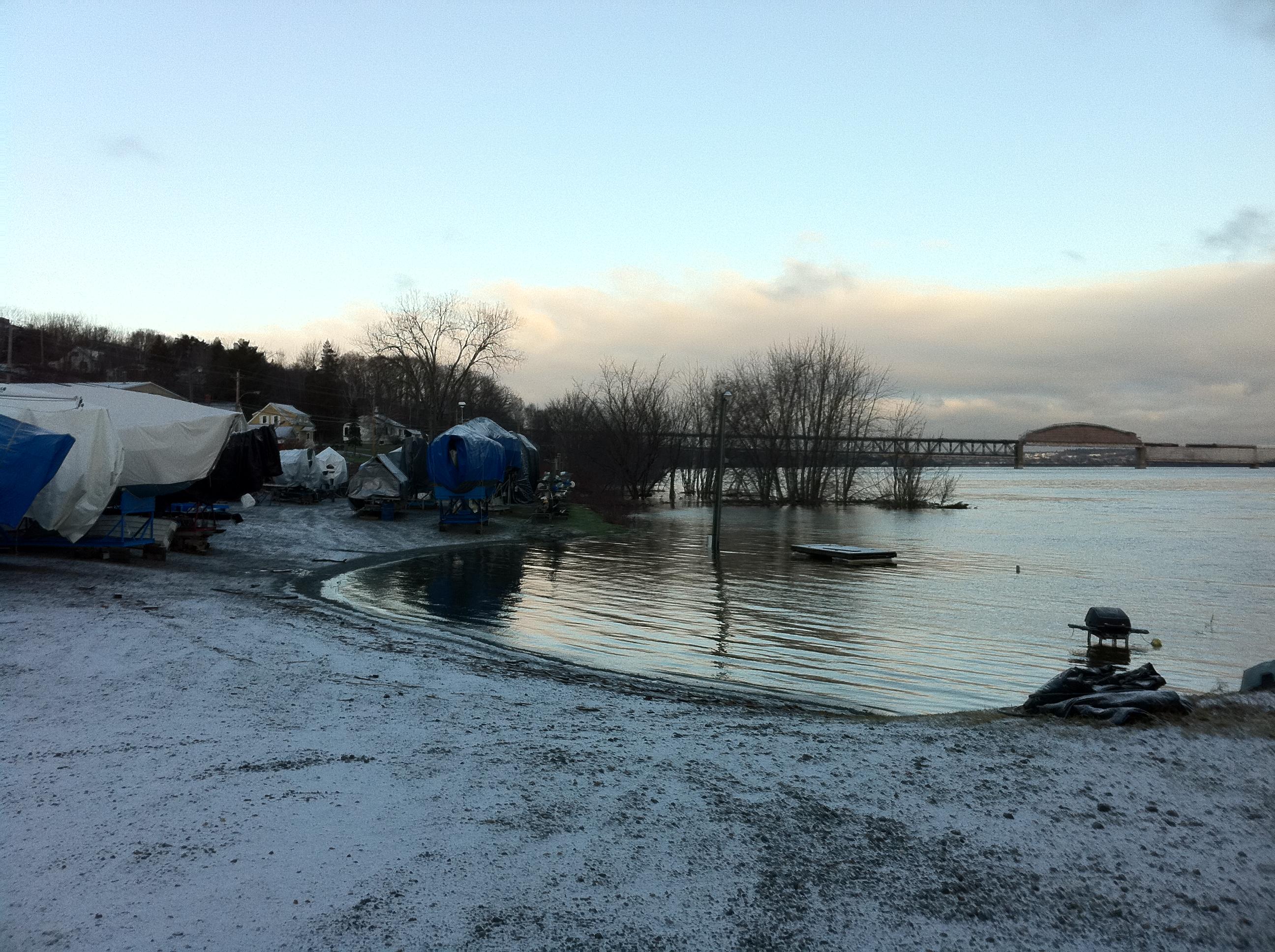 Flood Dec 2010